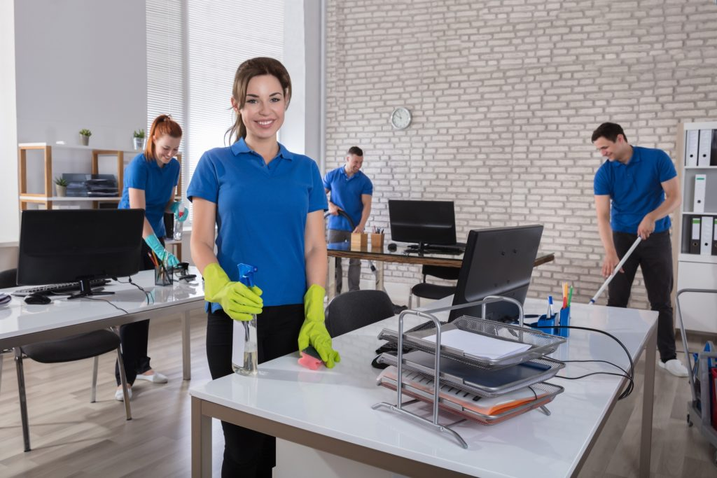Professional Janitorial Services To Support Your Business